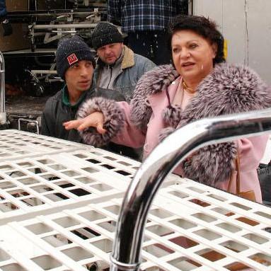 Теофана Аладжова фон Саксен-Катте многократно прави дарения на български болници | Сн.: БГНЕС