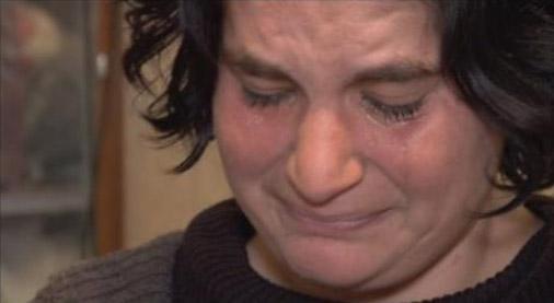 Майката на трите деца Даниела Колева. Снимка: Скрийншот от видео на bTV