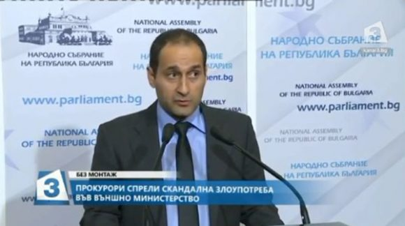 Христо Ангеличин. Снимка: Скрийншот от видео на Канал 3