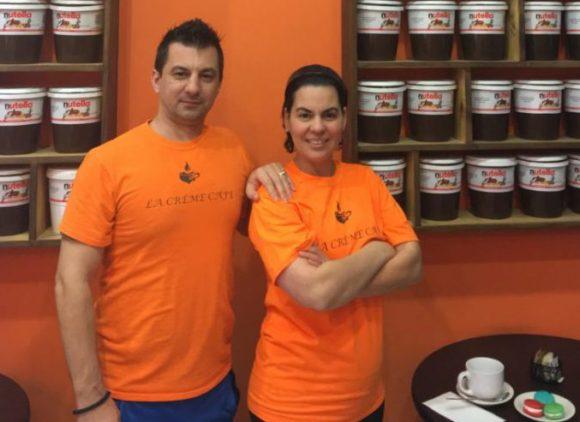 Стоян и Анна успяват да постигнат това, което имат, с много труд и талант. Melroseavela.com