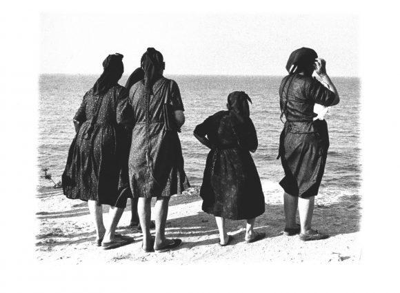 Созопол, 1970. Една от знаковите фотографии на Юри