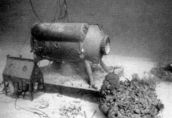"Подводна лаборатория ""Hydr-lab"", САЩ"