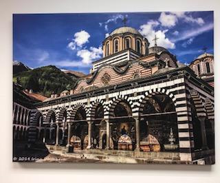 Снимка - Рилски манастир
