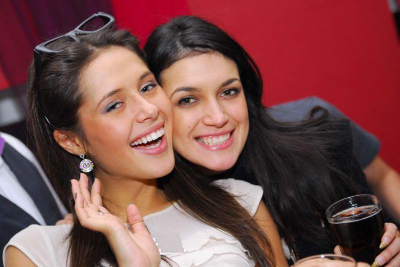 Tsvetolina and Ksenia Shipilova