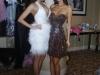 Laura Chucanov and Miss Arizona