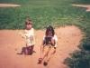 Aug. 1994 - Slc, Utah, Laura Chucanov & bro