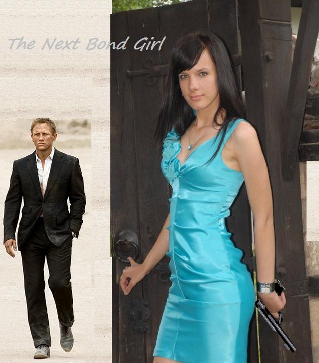 Violeta - The Next Bond Girl